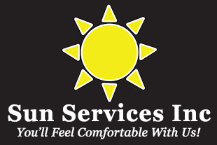 Sun Services Inc. Logo